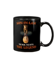 SON-IN-LAW - LION - THE MAN THE MYTH THE LEGEND Mug thumbnail