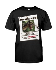 KIDS - MISSING PET - REX Classic T-Shirt thumbnail