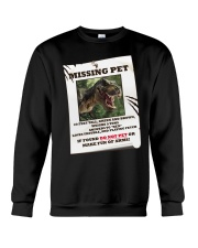 KIDS - MISSING PET - REX Crewneck Sweatshirt thumbnail