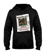 KIDS - MISSING PET - REX Hooded Sweatshirt thumbnail