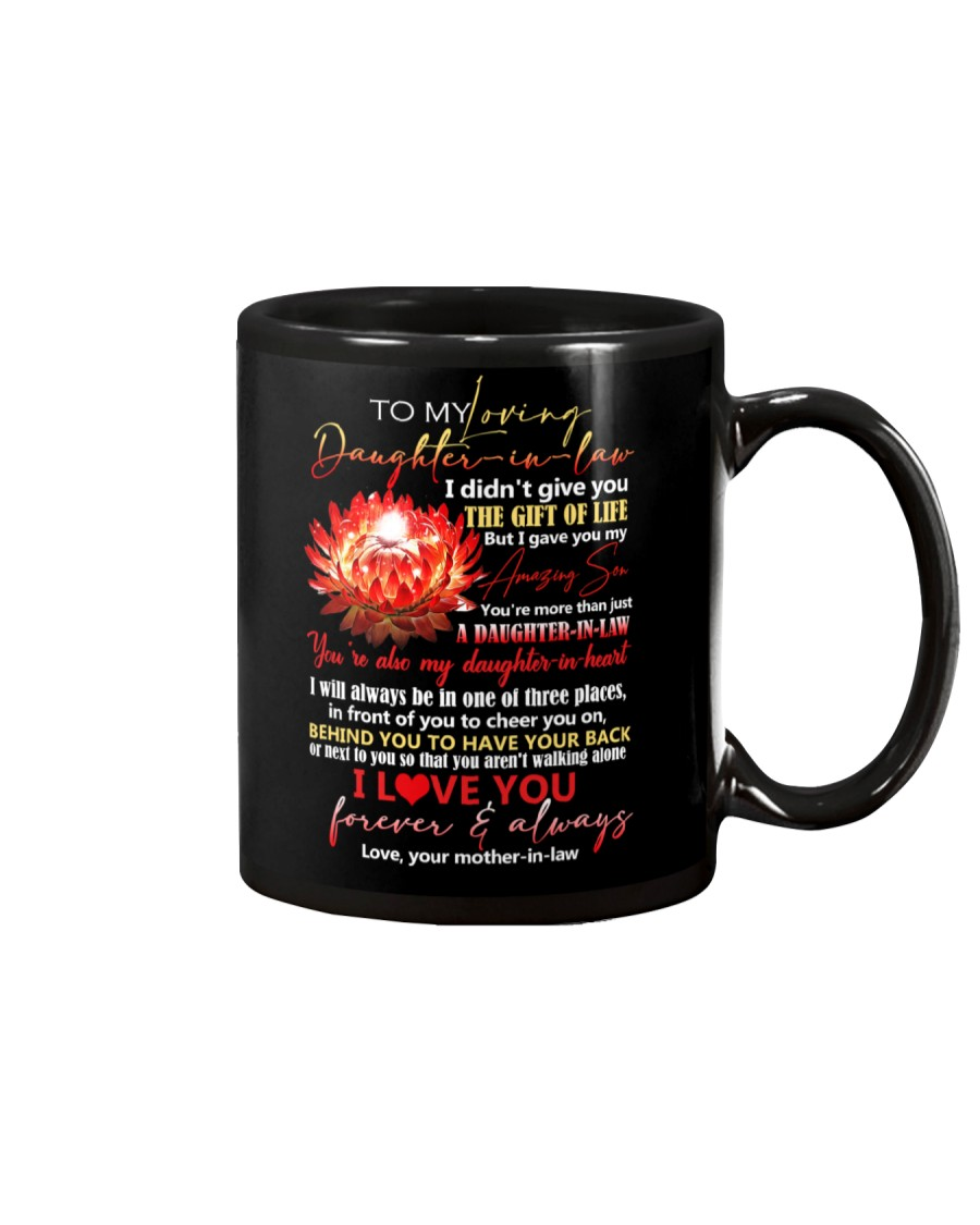 TO MY DAUGHTER-IN-LAW - PROTEA ART - I LOVE YOU Mug