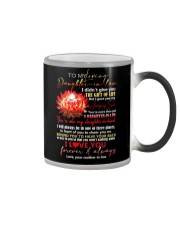 TO MY DAUGHTER-IN-LAW - PROTEA ART - I LOVE YOU Color Changing Mug thumbnail