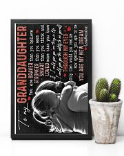 Grandma to Granddaughter - You Are My New Dream 16x24 Poster lifestyle-poster-8