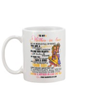 DAUGHTER TO MOTHER-IN-LAW Mug back