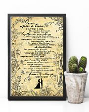 To Husband - Once Upon A Time A Boy Met A girl  16x24 Poster lifestyle-poster-8