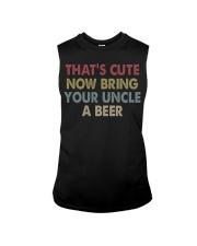 That's cute now bring your uncle a beer Sleeveless Tee thumbnail