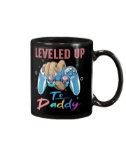 T-SHIRT - FIRST FATHER - LEVELED UP Mug thumbnail