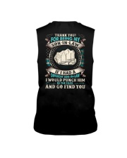 Son-in-law - Thank You - T-Shirt Sleeveless Tee thumbnail