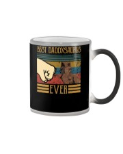 DADDYSAURUS - T REX - EVER Color Changing Mug thumbnail