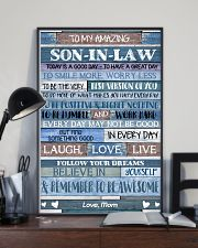 MOM TO SON IN LAW 16x24 Poster lifestyle-poster-2