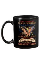 MUG - TO MY DAD - FATHER'S DAY - EAGLE Mug back