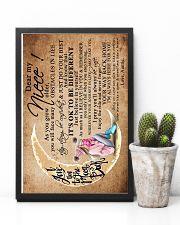 DEAR MY NIECE 16x24 Poster lifestyle-poster-8