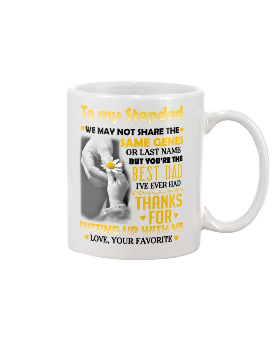 DAUGHTER TO STEPDAD Mug