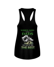 T-SHIRT - DAD AND DAUGHTER - GOD Ladies Flowy Tank thumbnail