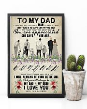 To My Dad - Poster   16x24 Poster lifestyle-poster-8