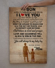 To Son - Always Remember How Much - Canvas  20x30 Gallery Wrapped Canvas Prints aos-canvas-pgw-20x30-lifestyle-front-29
