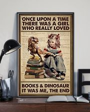Saurus - Books - Once Upon A Time - Poster 16x24 Poster lifestyle-poster-2