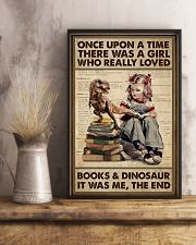 Saurus - Books - Once Upon A Time - Poster 16x24 Poster lifestyle-poster-3