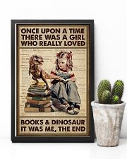 Saurus - Books - Once Upon A Time - Poster 16x24 Poster lifestyle-poster-8