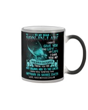 MOM TO SON IN LAW Color Changing Mug thumbnail
