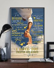 Hands - I Take You To Be My Best Friend - Poster 16x24 Poster lifestyle-poster-2