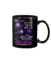 MUG - TO MY DAUGHTER-IN-LAW - GALAXY - CIRCUS Mug front