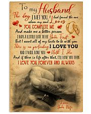 To Husband - Hand In Hand - Poster 16x24 Poster front