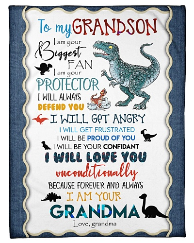 TO MY GRANDSON - T REX - I AM YOUR BIGGEST FAN