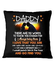 DADDY Square Pillowcase tile