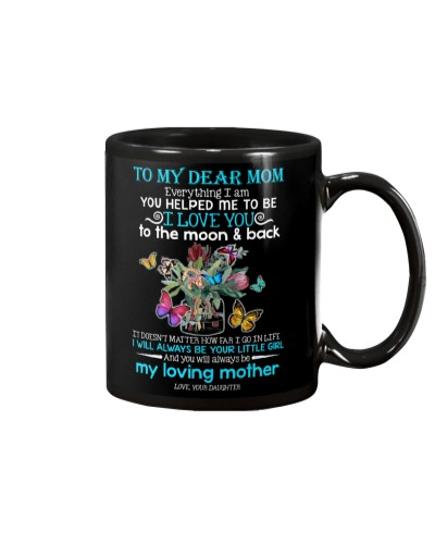 TO MY MOM - BUTTERFLY