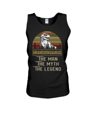 GRANDMA TO GRANDSON - THE MAN - THE LEGEND Unisex Tank thumbnail