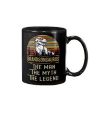 GRANDMA TO GRANDSON - THE MAN - THE LEGEND Mug thumbnail