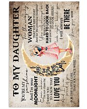 Mum To Daughter - Moon - Poster 16x24 Poster front