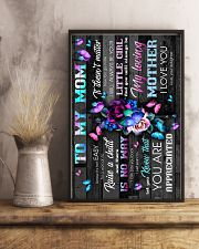 To My Mom - You Are Aprreciated - Poster 16x24 Poster lifestyle-poster-3