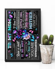 To My Mom - You Are Aprreciated - Poster 16x24 Poster lifestyle-poster-8