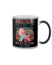 Auntasaurus Color Changing Mug thumbnail