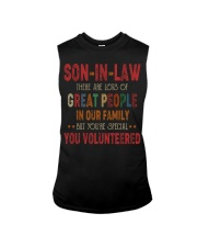 T-SHIRT - SON-IN-LAW - VINTAGE - YOU VOLUNTEERED Sleeveless Tee thumbnail