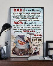 POSTER - TO MY DAD - YOU ARE THE ONE 16x24 Poster lifestyle-poster-2