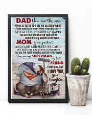POSTER - TO MY DAD - YOU ARE THE ONE 16x24 Poster lifestyle-poster-8