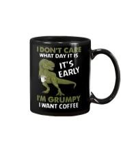 T-SHIRT - COFFEE - I DON'T CARE  Mug thumbnail