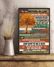 TO MY MOTHER-IN-LAW - TREE 16x24 Poster lifestyle-poster-3