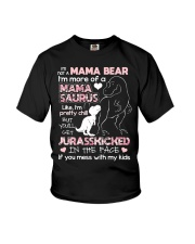I'm not a mama bear Youth T-Shirt tile