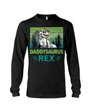 T-SHIRT - TO DAD - DADDYSAURUS REX Long Sleeve Tee thumbnail