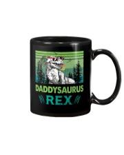 T-SHIRT - TO DAD - DADDYSAURUS REX Mug thumbnail