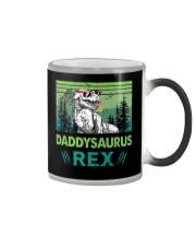T-SHIRT - TO DAD - DADDYSAURUS REX Color Changing Mug thumbnail