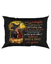Grandma to Granddaughter - Pillowcase Rectangular Pillowcase front