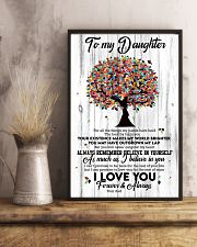 To My Daughter - Tree - For All The Things My  16x24 Poster lifestyle-poster-3