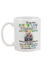 TO MY SON-IN-LAW - HIPPIE - CIRCUS Mug back