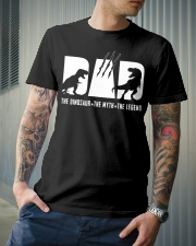 T-SHIRT - TO DAD- THE DINOSAUR Classic T-Shirt lifestyle-mens-crewneck-front-6