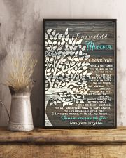 DAUGHTER TO MOMMA 16x24 Poster lifestyle-poster-3
